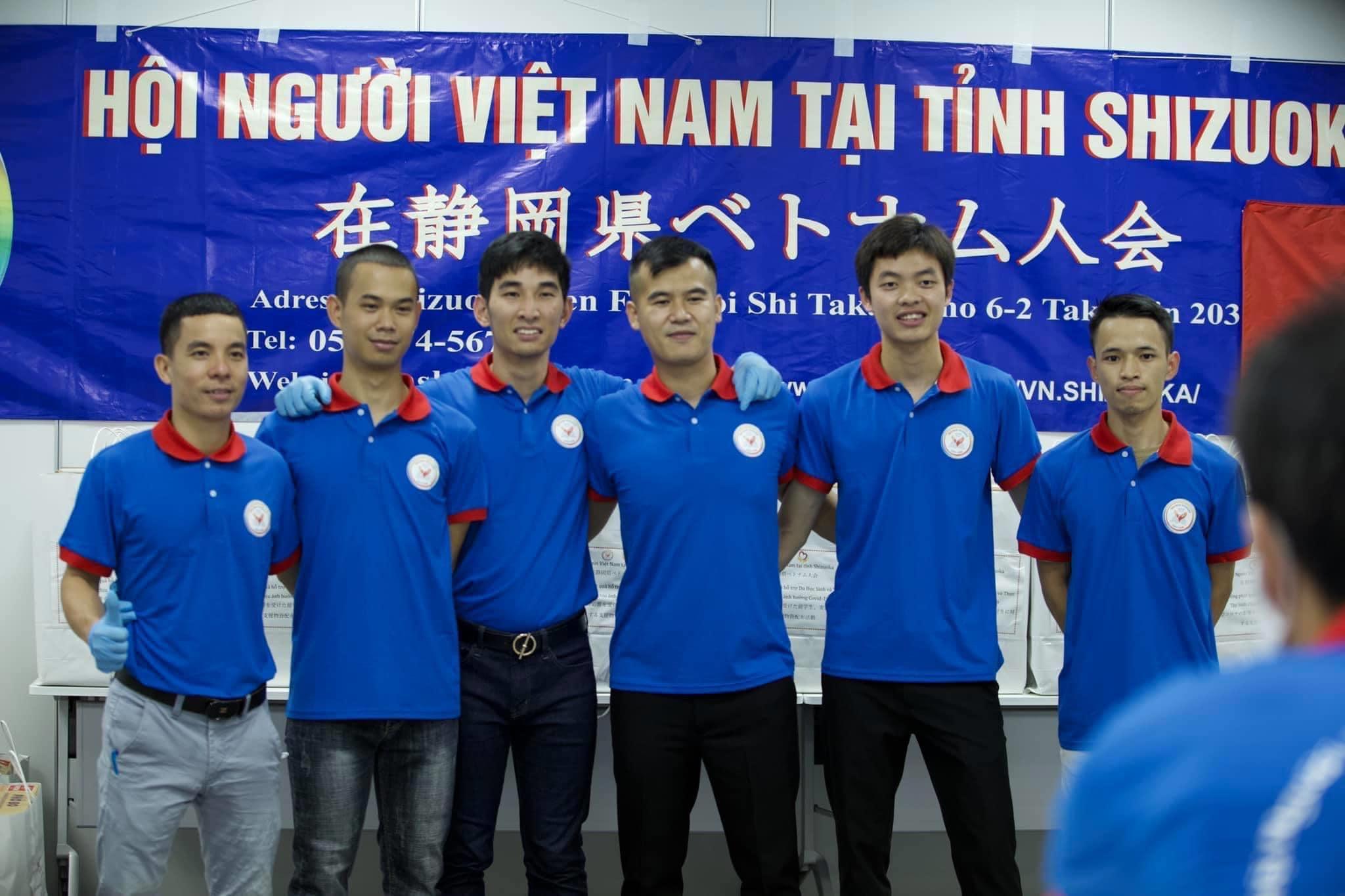 ベトナム人コミュニティの助け合う