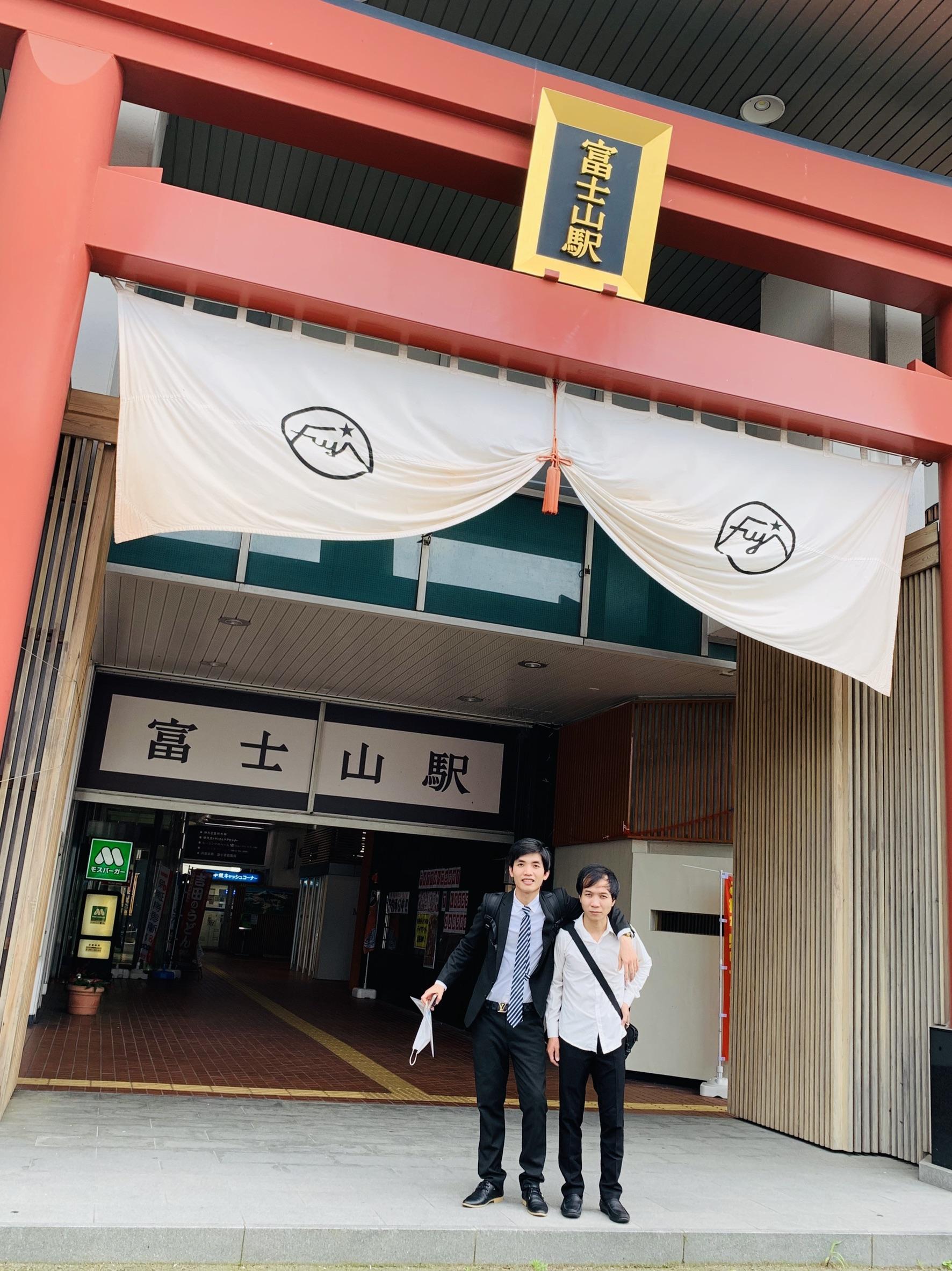 「山梨県の企業さん」ご面接の報告:富士山が見えないが、未来が見える